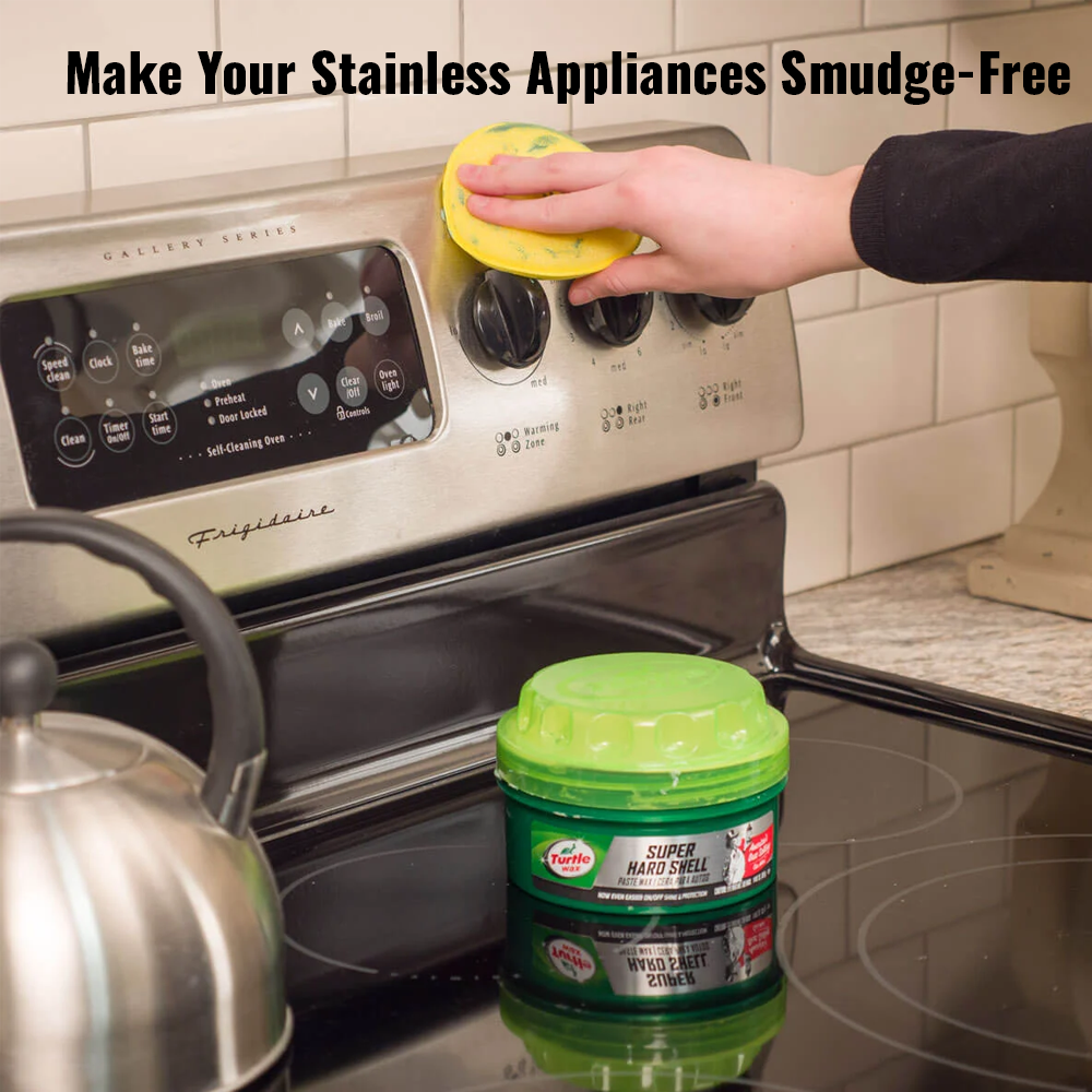 Make Your Stainless Appliances Smudge-Free